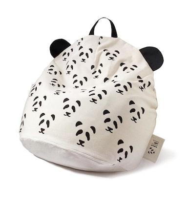 Bini saccosäck med pandas