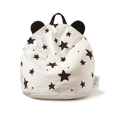 Bini saccosäck med stjärnor