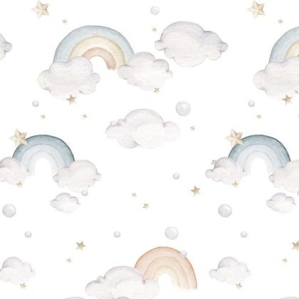 Dekornik, Tapet regnbåge