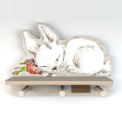 Dekornik, hylla kanin