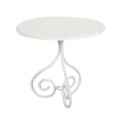 Maileg, bord romantisk vit (off white)