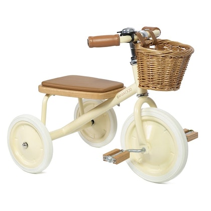 Banwood Trike -  trehjuling cream