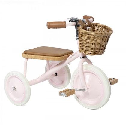 Banwood Trike -  trehjuling rosa