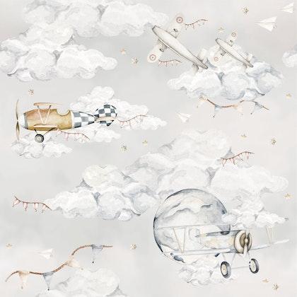Tapet Magic Planes Wallpaper