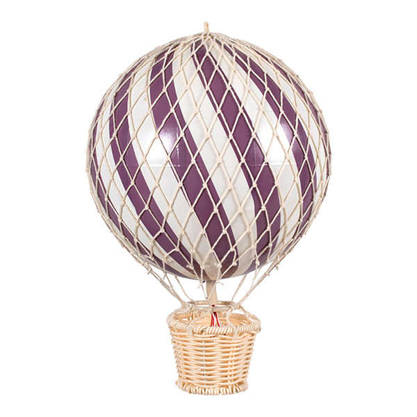 Luftballong Lila , 20 cm, Filibabba