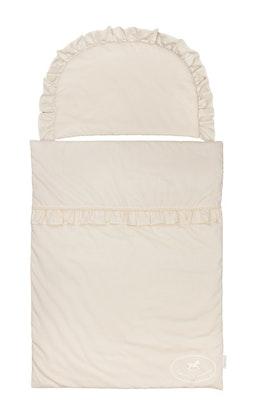 Boho bäddset spjälsäng med kudde och täcke, Cotton & Sweets