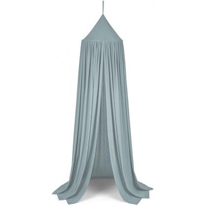 Liewood blå sänghimmel sea blue med ljusslinga