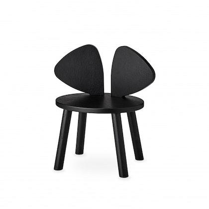 Nofred, Mouse stol svart