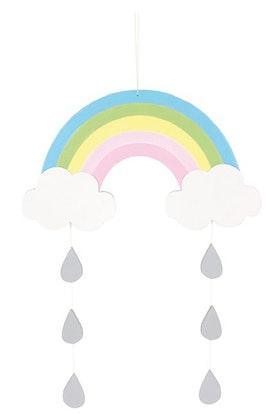 Jabadabado, Dekorationsmobil regnbåge
