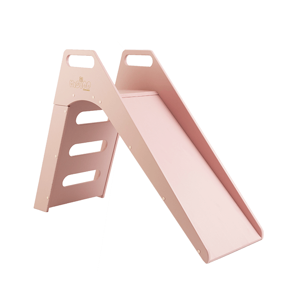 Misioo, rosa rutschkana till barnrummet