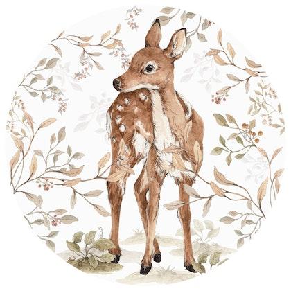 Dekornik deer in circle