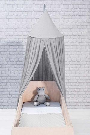 Jollein, grå sänghimmel
