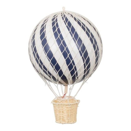 Luftballong Dark Blue, 20 cm, Filibabba