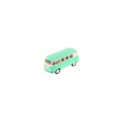Leksaksbil Volkswagen pastell bus mini mint