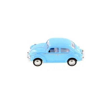 Leksaksbil Volkswagen pastell classic mini blå