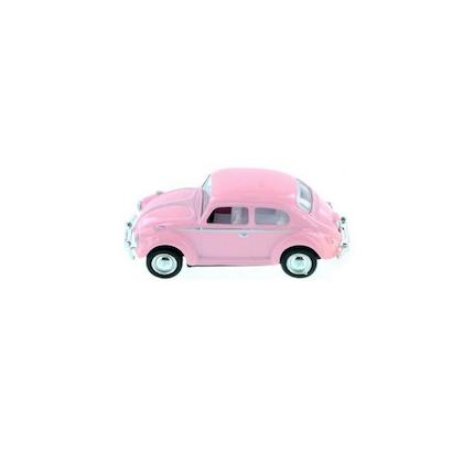 Leksaksbil Volkswagen pastell classic mini rosa