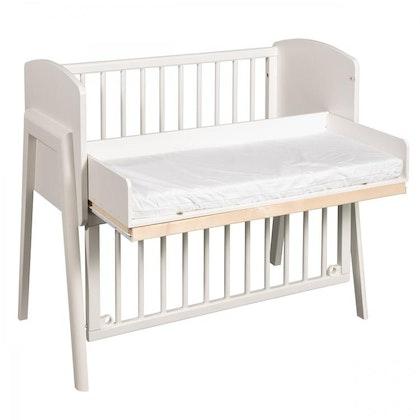 Troll, bedside crib vit