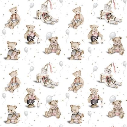 Dekornik, Tapet Teddy Bears small