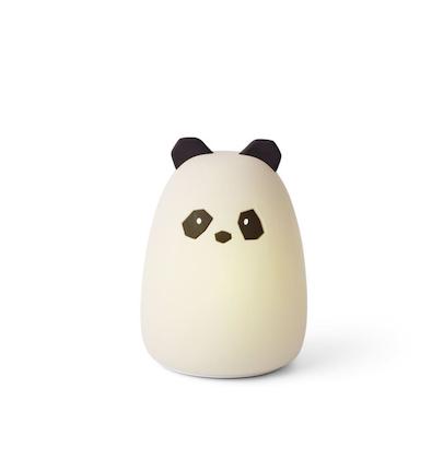 Liewood, Winston Night Light nattlampa, Panda Creme De La Creme