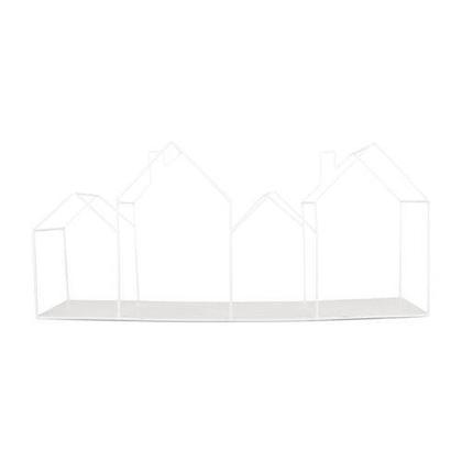 Form Living, Vit vägghylla hus