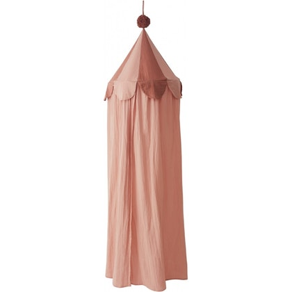 Oyoy, Ronja canopy pink, rosa sänghimmel