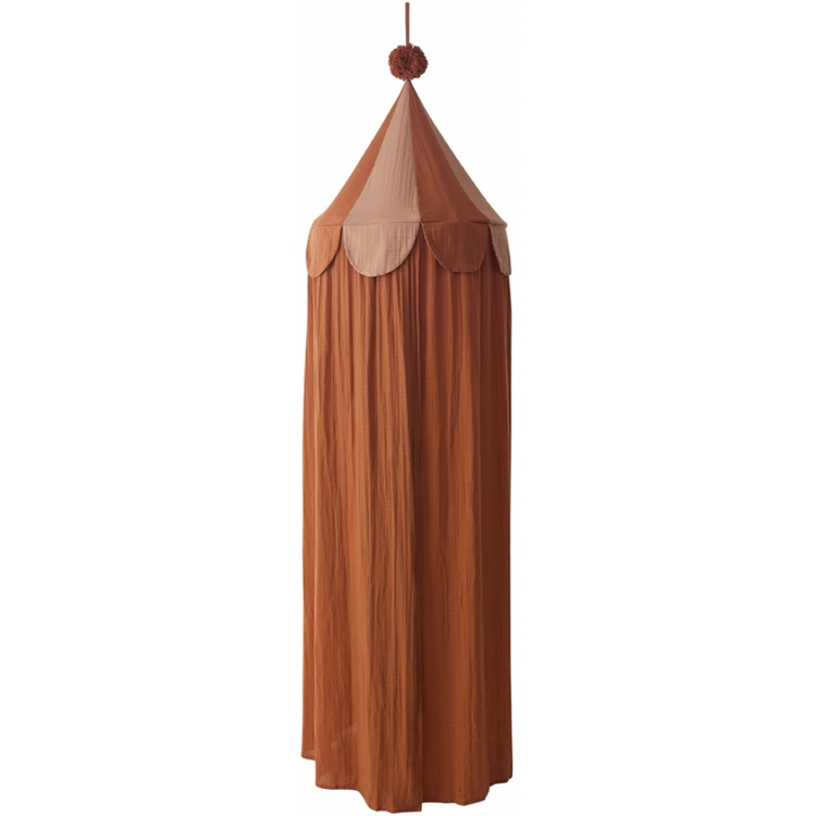 Oyoy, Ronja canopy, brun sänghimmel