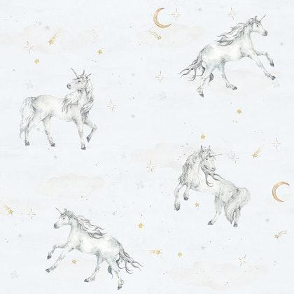 Dekornik, Tapet Unicorns in the sky