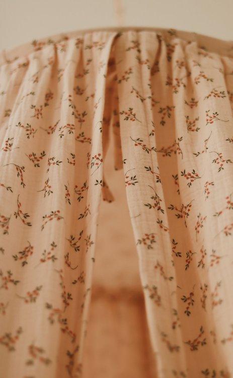 Moi Mili, Sänghimmel - Tiny flowers