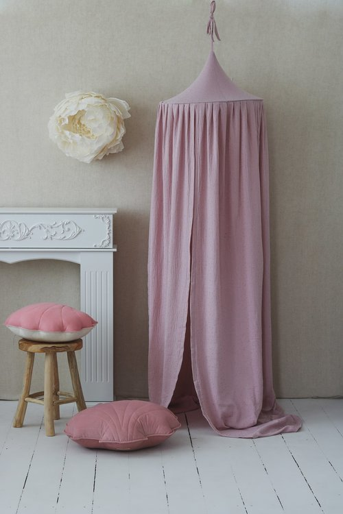 Moi Mili, Sänghimmel - Pink Gold