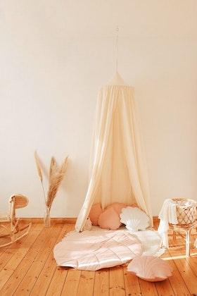 Moi Mili, Sänghimmel - Raw cotton