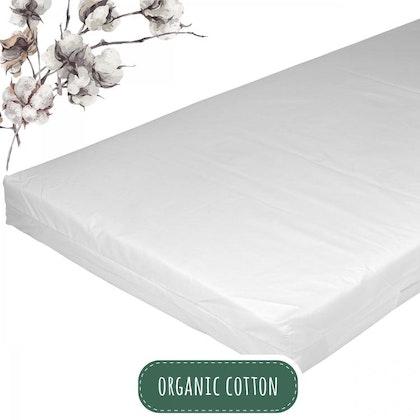 Ng Baby, madrass organic basic bedside crib