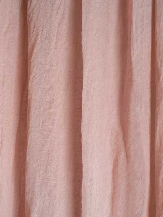 Jollein, sänghimmel vintage pale pink