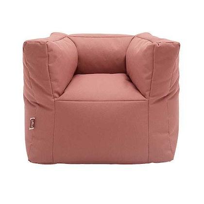 Jollein, Soffa Beanbag fåtölj, mellow pink