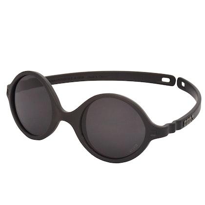 Kietla, solglasögon för barn 0-1 år, Diabola, Svart
