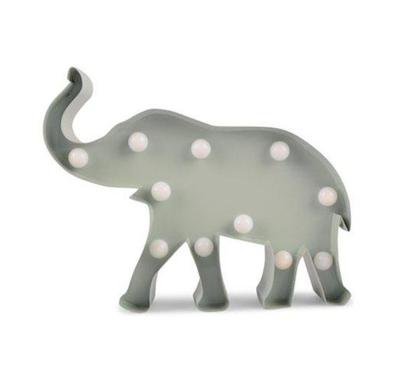 FORM Living Vägglampa elefant nattlampa, Mintgrön