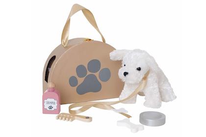 JaBaDaBaDo, hund i väska