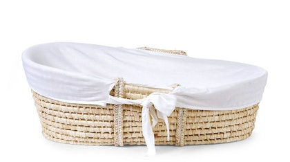 Childhome, Moseskorg med madrass och överdrag- OFF WHITE