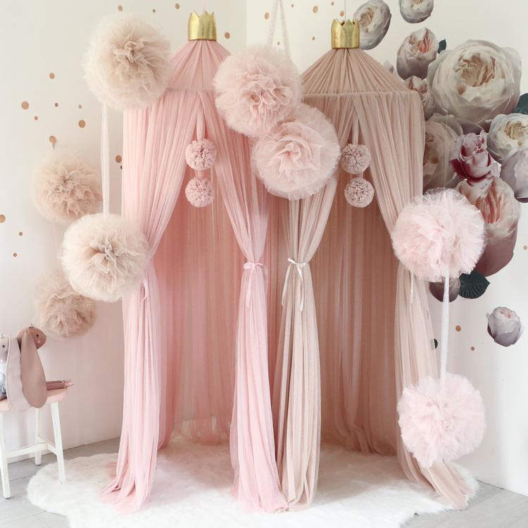 Spinkie Baby , sänghimmel Dreamy Light Pink