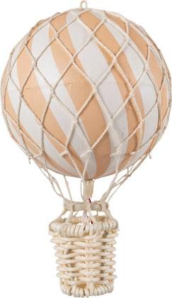 Luftballong Peach, 10 cm, Filibabba