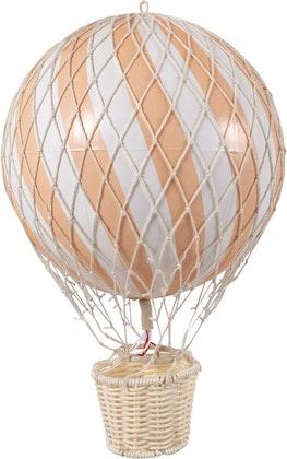 Luftballong Peach, 20 cm, Filibabba