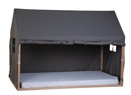Childhome, sänggardin till hussäng 90x200 cm, anthracite