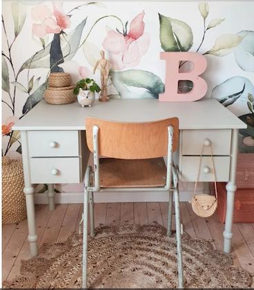 Babushka skrivbord till barnrummet