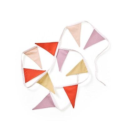 Kid`s Concept, vimpel gul/rosa