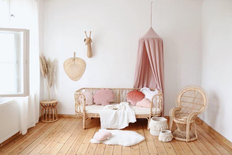 Moi Mili, Sänghimmel - Baby Pink