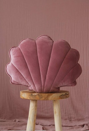 Moi Mili, kudde snäcka dirty pink