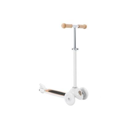 Banwood, Scooter, white sparkcykel