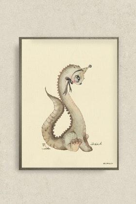Mrs Mighetto, poster Dear Dino
