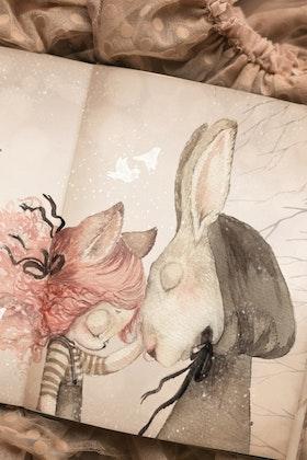 Mrs Mighetto, barnbok Minimighettos - Det bortglömda tivolit 3-9 år