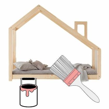 Tillval: Välj färg på din Mila/Luna/BOX säng
