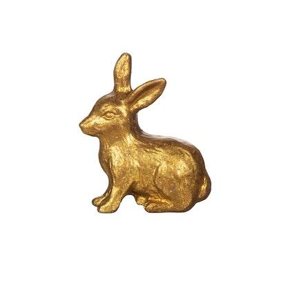 Sass & Belle, knopp guld kanin
